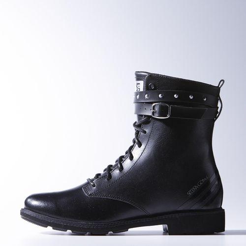 Selena Gomez Military Boots