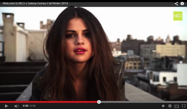 Photo: YouTube - AdidasNEOLabel