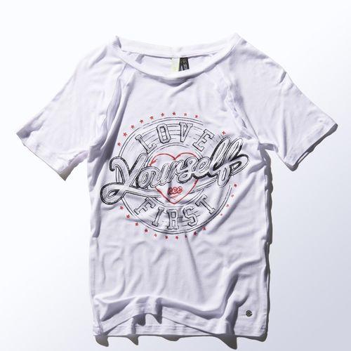 Adidas NEO Selena Gomez Graphic Tee