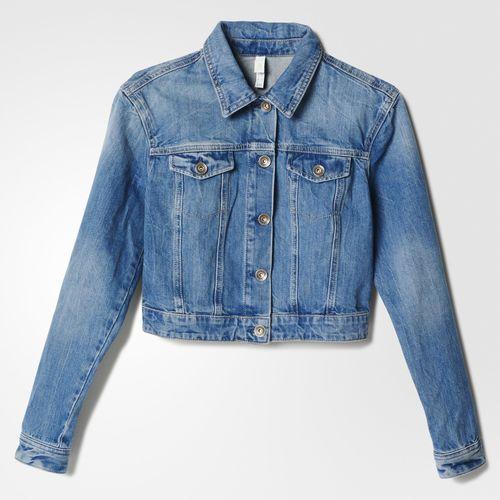 Adidas NEO Selena Gomez Denim Jacket