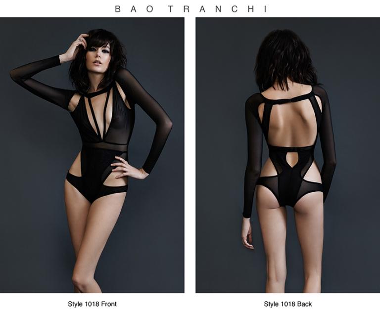 Bao Tranchi Bodysuit
