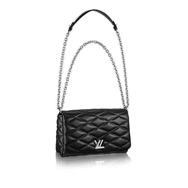 Louis Vuitton GO-14 MM quilted handbag