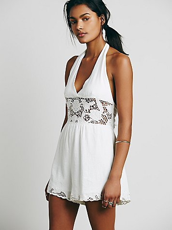 Day Dream Romper