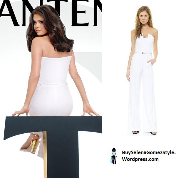 selena gomez pantene outfit instagram