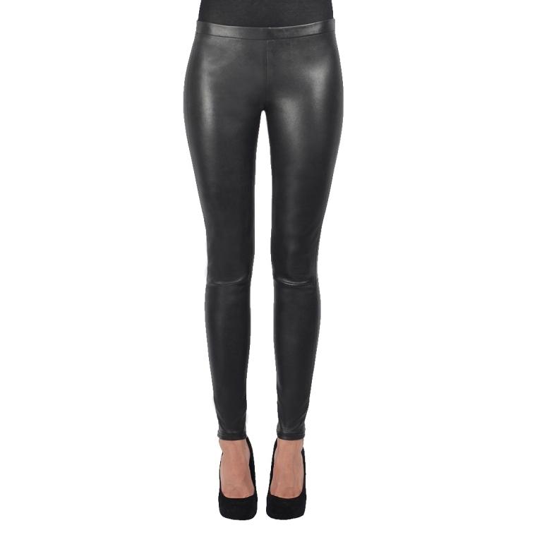 La Marque 'Winnie' leather leggings