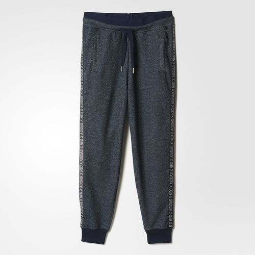 Adidas NEO Selena Gomez Lurex Track Pants