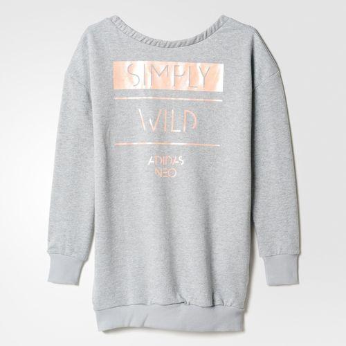 Adidas NEO Selena Gomez Sweater dress