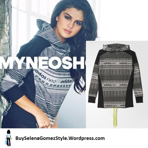 Selena Gomez Adidas NEO F W 2015 Collection – Selena Gomez Style Blog e335be1fd18e