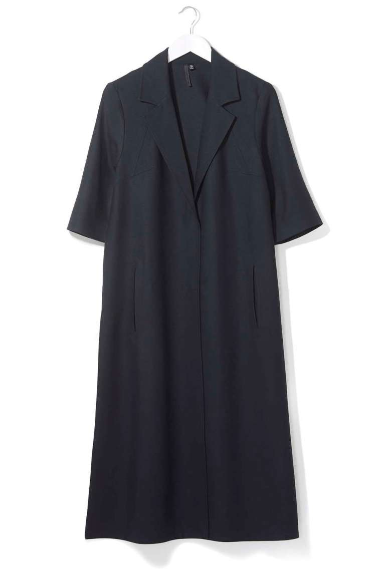 Topshop tailored duster coat