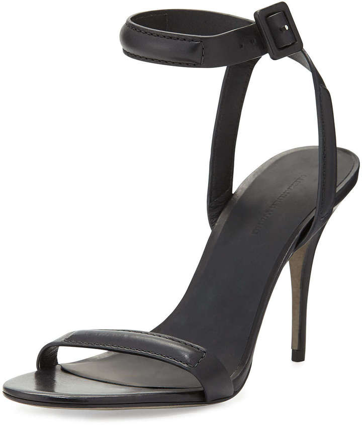 Alexander Wang Antonia Leather Sandal