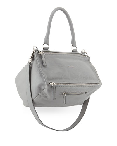 Givenchy Pandora Medium Leather Satchel