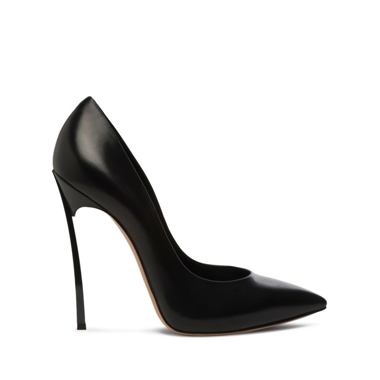 Casadei Blade-Heeled Pumps