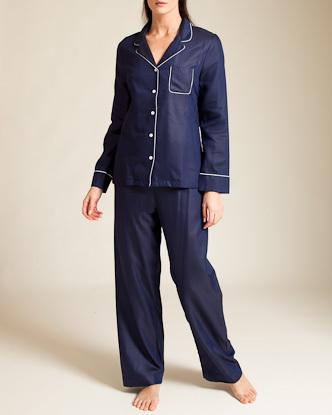 Derek Rose Lombard 5 pyjama