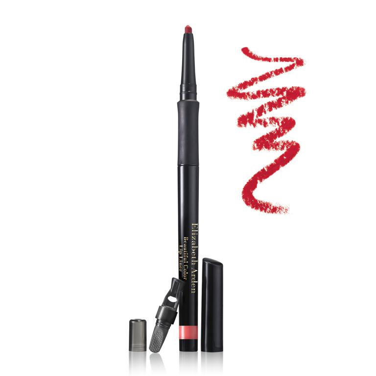 Elizabeth Arden Beautiful Color Precision Glide Lip Liner in Red Door Red