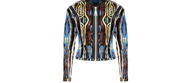 LV Amerindien Embroidery jacket