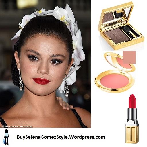 Selena Gomez Maet Ball 2015 instagram