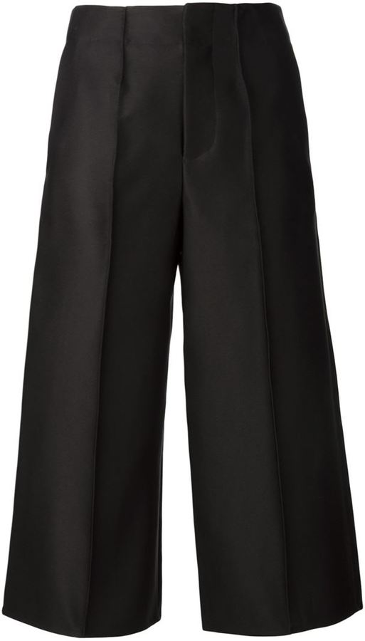 Co Cropped Gaucho Trousers