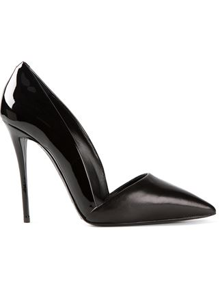 Giuseppe Zanotti Geometric Cut Out Pumps