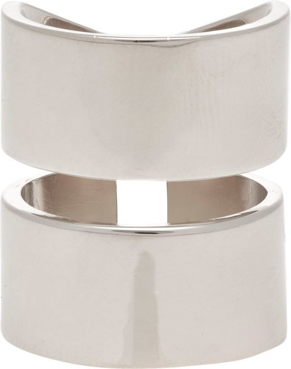 Jennifer Fisher Double Band Ring