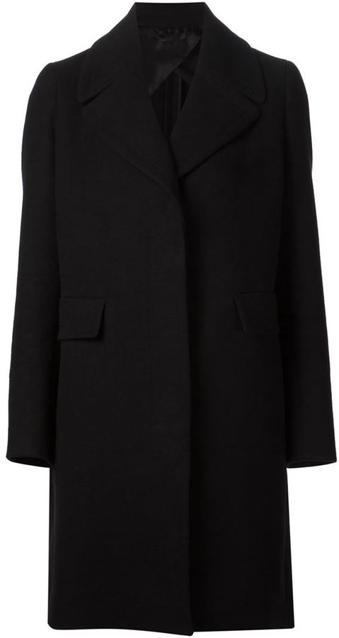 The Row 'Sonja' Wool Coat
