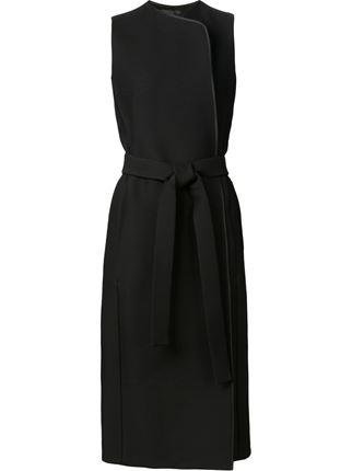 The Row Effie Sleeveles coat