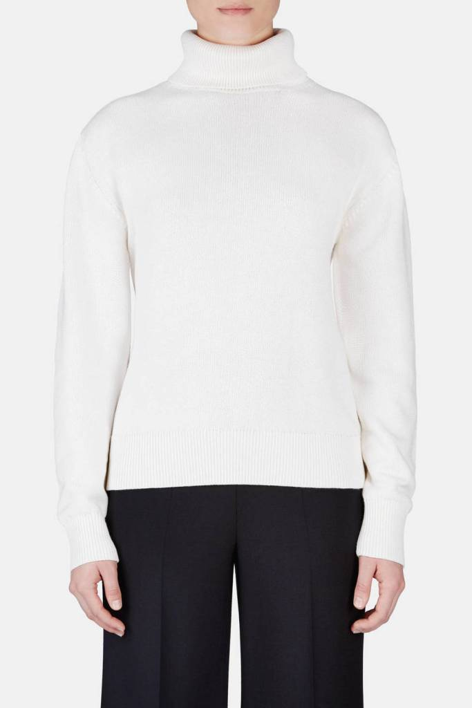 Victor Glemaud back slash turtleneck