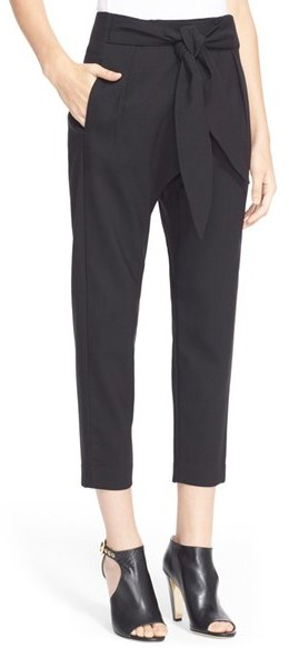 Ayr 'The Abstract' Tie Waist Pants