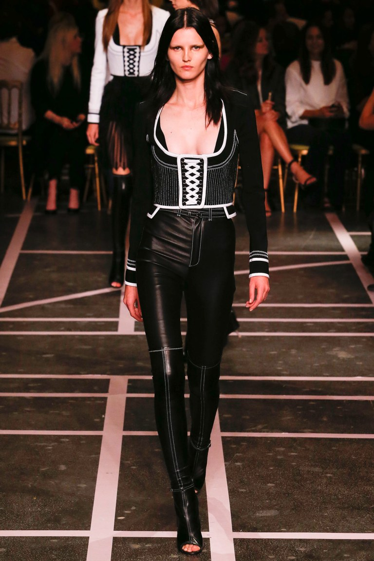 Givenchy Spring 2015 Ready To Wear photo Monica feudi