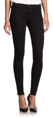 RAG & BONE JEAN THE MID-RISE LEGGING JEANS