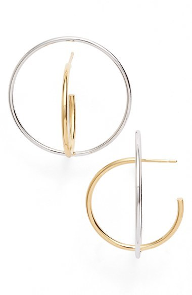 Charlotte Chesnais 'Saturne' earrings