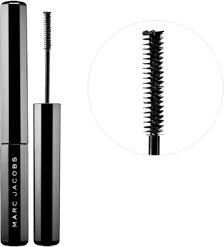 Marc Jacobs Beauty Feather Noir uUltra Skinny Lash Discovering Mascara