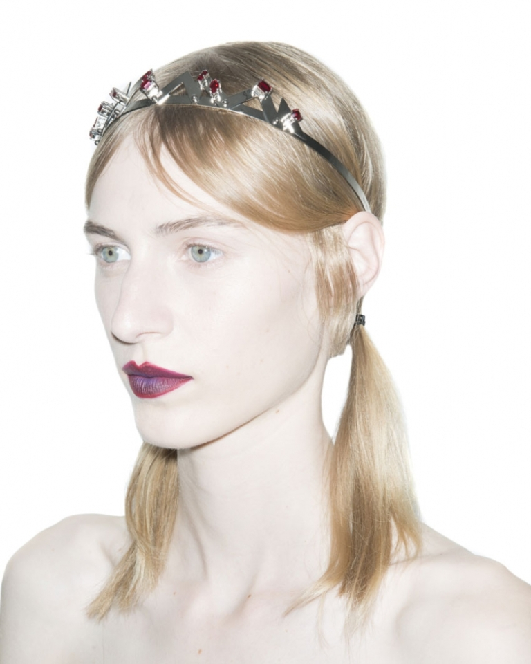 miumiu headband photo Stas May for Redken
