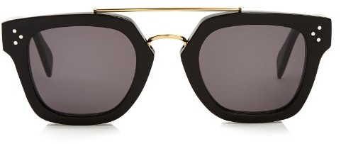 Celine Aviator Acetate