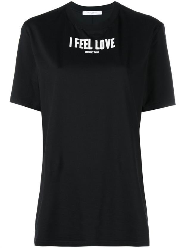 GIVENCHY I FEEL LOVE T-SHIRT
