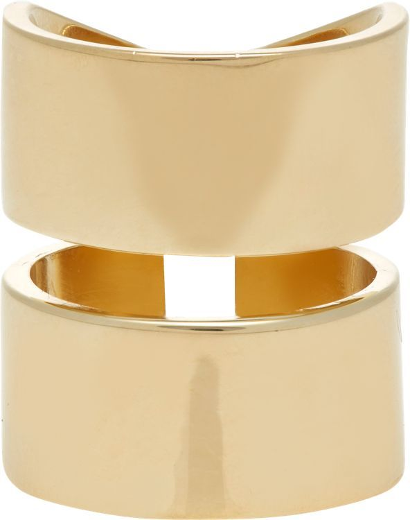 Jennifer Fisher Double Band Cuff Ring