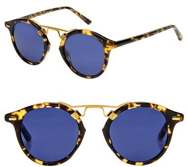 KREWE 'St Louis' 46mm Sunglasses