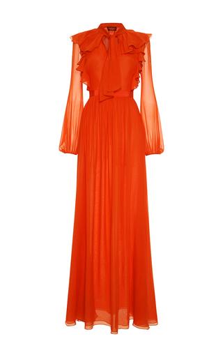 medium_giambattista-valli-red-silk-ruffled-empire-dress