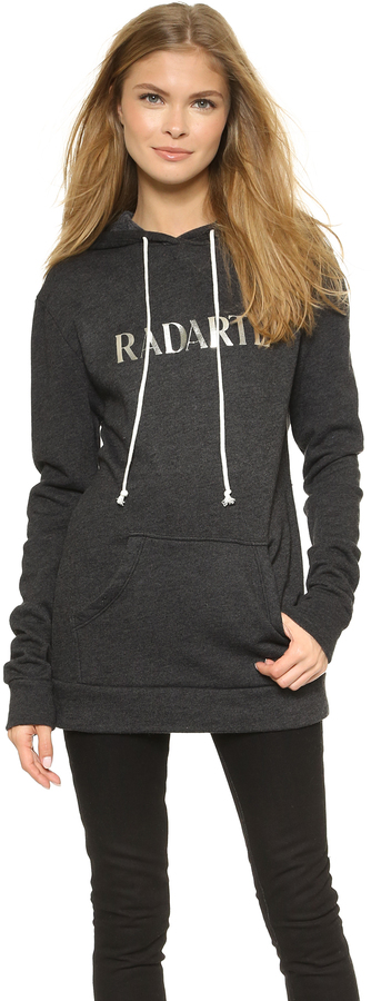 Rodarte 'Radarte' Hoodie