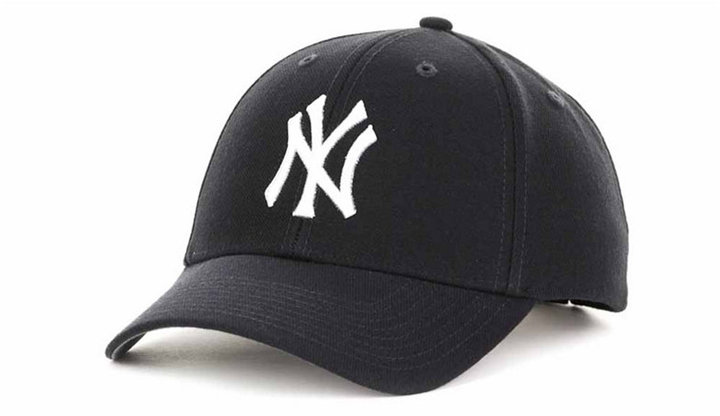 47 Brand Yankees MVP Curved Cap