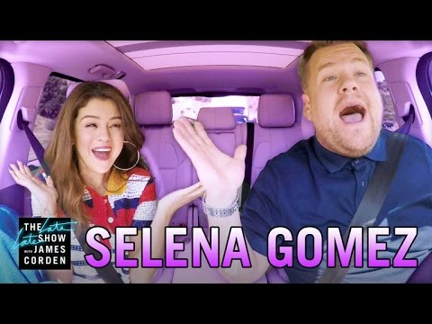 Carpool Karaoke video
