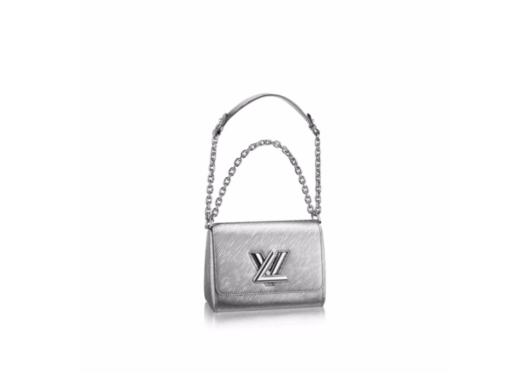 Louis Vuitton Twist PM Argent