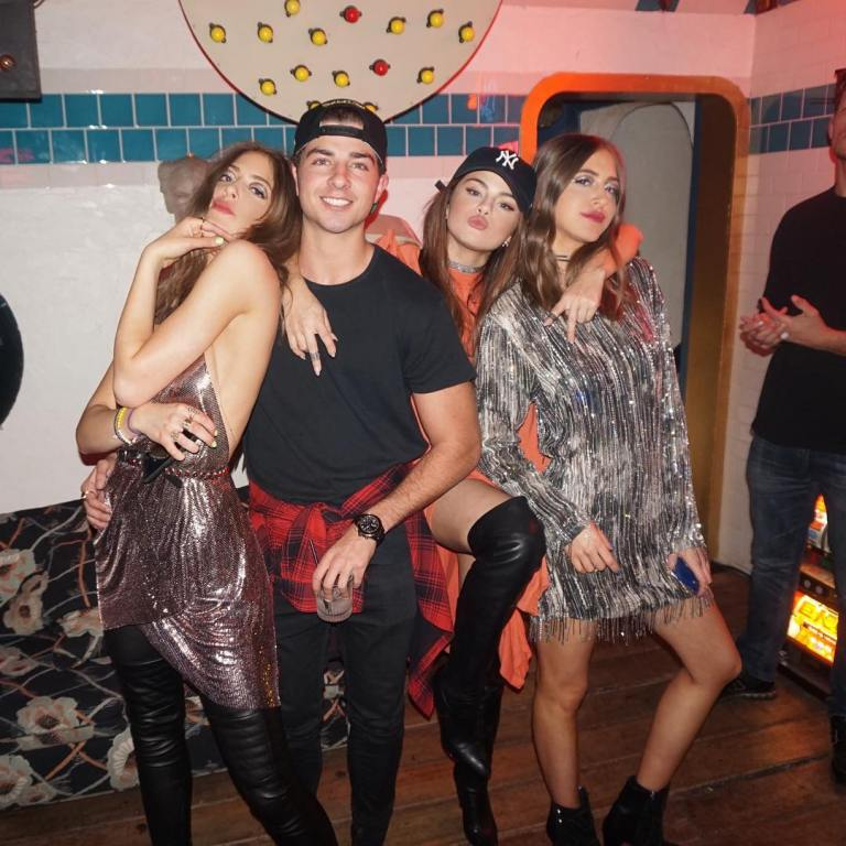Selena Gomez Samuel Krost Sama and Haya photo selena Gomez Instagram