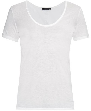 The Row Sabeen Short-Sleeve T-Shirt