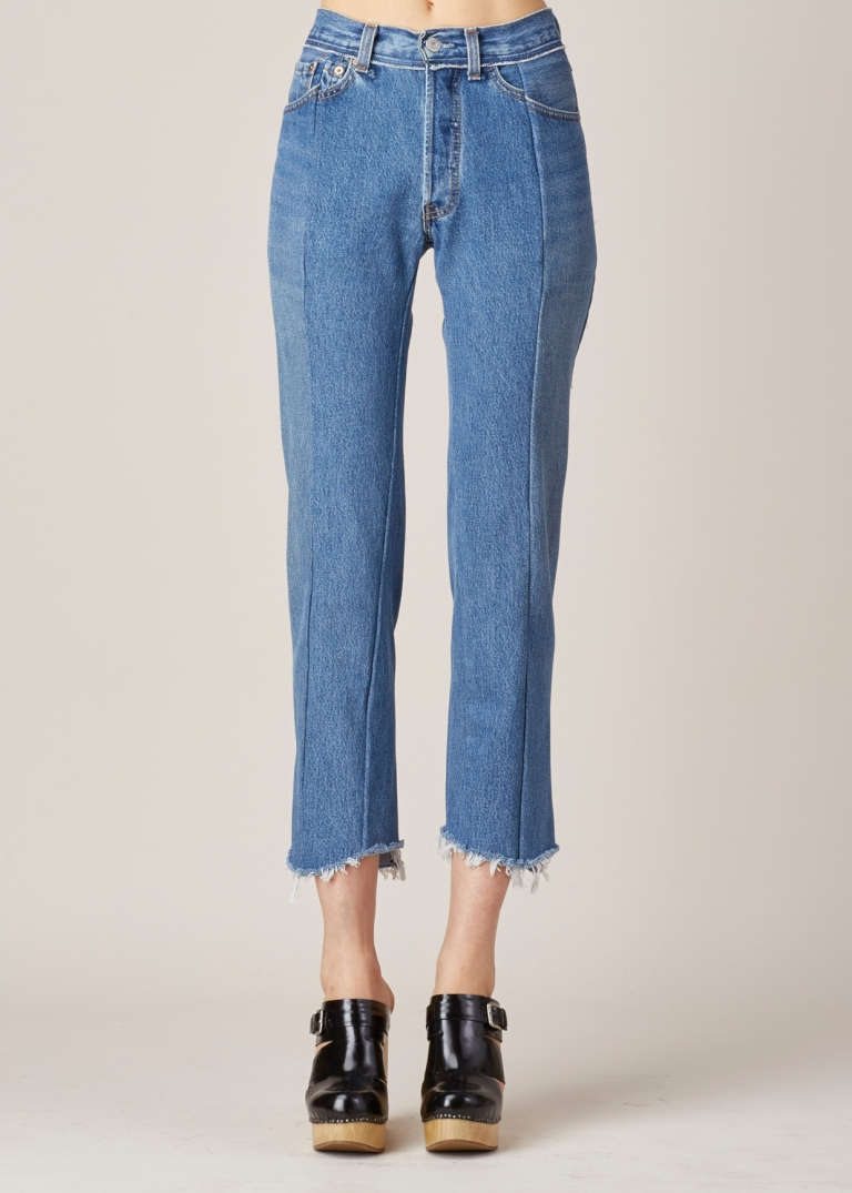 vetements-blue-blue-raw-hem-high-waisted-jeans-product-1-197879414-normal