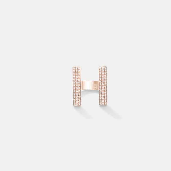 Maison Dauphin Collection II Double Ring