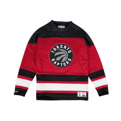 Toronto Raptors Mesh Longsleeve Jersey