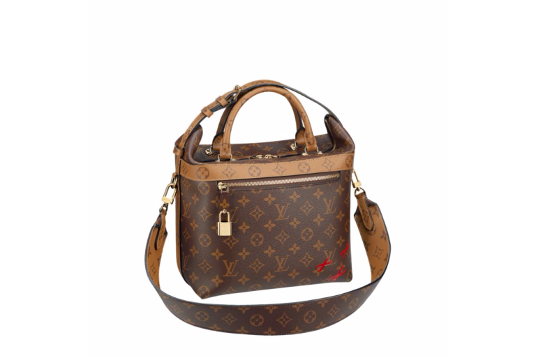 Louis Vuitton Cruiser Bag in Monogram Reverse Canvas