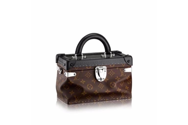 Louis Vuitton Supple Rigid Bag in Monogram Canvas