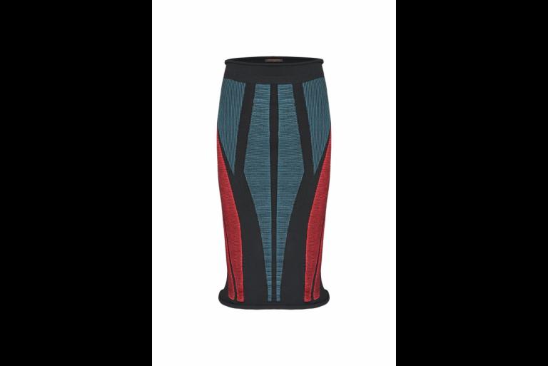 Louis Vuitton Tech Knit Skirt
