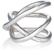 Jennifer Fisher Abstract Line Ring